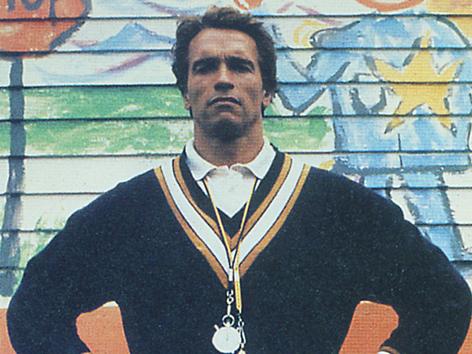 Kindergarten Cop Arnold Schwarzenegger ©Universal Pictures