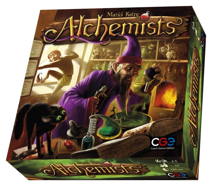 alchemists